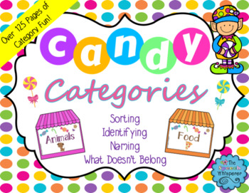 Candy Categories: A Sweet Language-Building Treat