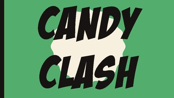 Candy Clash Argument Game