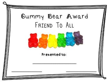 Candy Class Awards