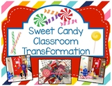 Candy Classroom Transformation