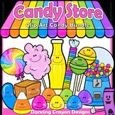 Candy Clip Art BUNDLE