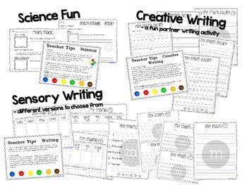 Candy Coated Fun: Math, Science, and Writing Activities!