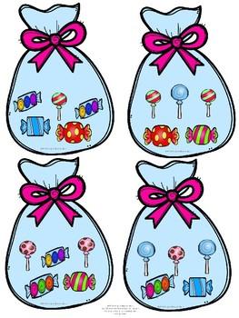 Candy Collecting Alef Bais