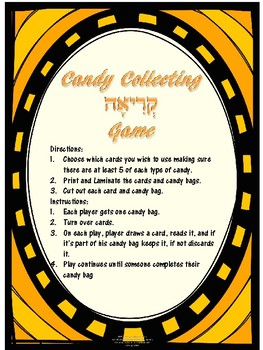 Candy Collecting Game (Blends)