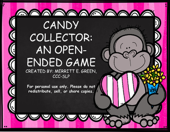 Candy Collector Open-Ended Game