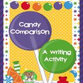 Candy Comparison Descriptive Writing