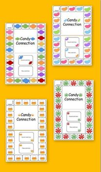 Candy Connection for Speech and Language Development