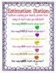 Candy Conversation Heart Estimate and Graph {A Sweet Valen