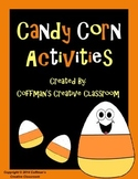 Candy Corn Activities Math and Literacy