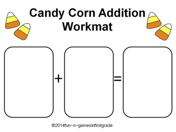 Candy Corn Addition