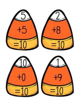 Candy Corn Addition to 10
