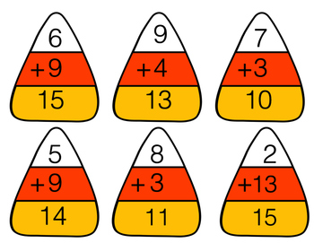 Candy Corn Addition to 20