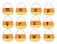 Candy Corn Alphabet Matching