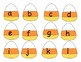 Candy Corn Alphabet Matching