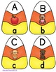 Candy Corn Alphabet Puzzles