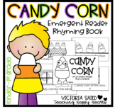 Candy Corn {And Emergent Reader Rhyming Book}