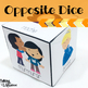 Spanish Speech Therapy Games and Activities for Antonyms/Opposites
