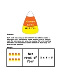 Candy Corn Arrays Game