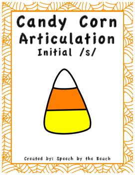 Candy Corn Articulation Initial /s/