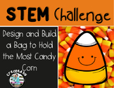 Candy Corn Basket STEM Engineering Challenge