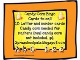 Halloween/ Fall / Candy Corn Bingo