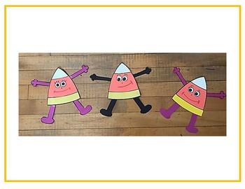 Candy Corn  Bulletin Board