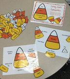 Candy Corn Categories