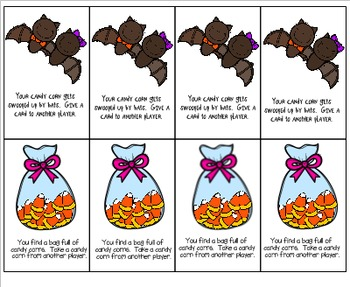#sept17slpmusthave Candy Corn Categories