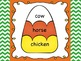 Candy Corn Categorization