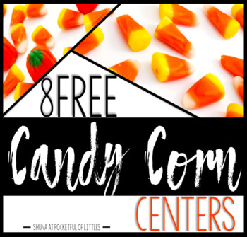 Candy Corn Centers