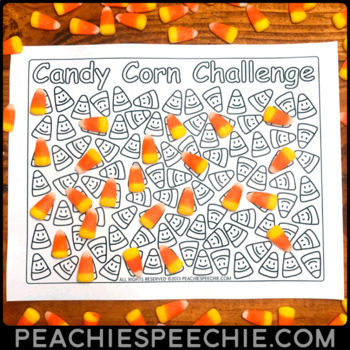 100 Trials Candy Corn Challenge