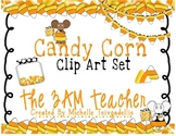 Candy Corn Clip Art Collection
