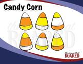 Candy Corn (Clipart) Halloween Fun!