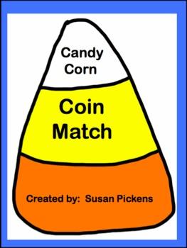Candy Corn Coin Match