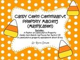 Candy Corn Commutative Property Matching (MULTIPLICATION)