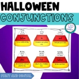 Candy Corn Conjunctions - Halloween