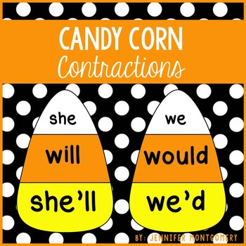 Candy Corn Contractions