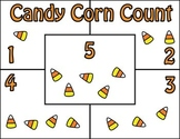 Candy Corn Count Mats