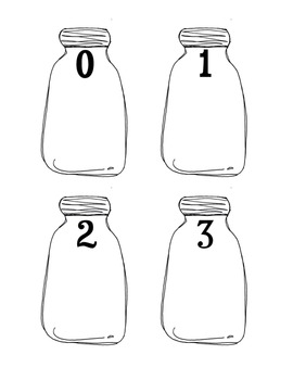 Freebie: Candy Corn Counting 0-15