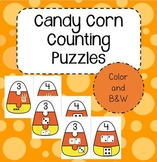Candy Corn Counting Puzzles