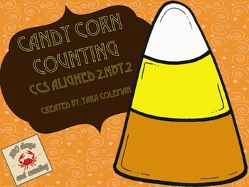 Candy Corn Counting (skip counting)