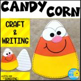 Halloween Candy Corn Craft