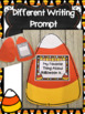 Candy Corn Craft with Writing Prompts Halloween Craft Fall Crafts October Craft