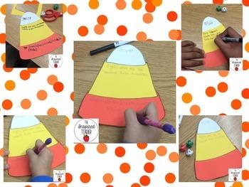 Candy Corn Craftivity