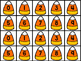 Candy Corn Creation - 28 Place Value Task Cards w/ Game an
