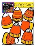 Candy Corn {Creative Clips Digital Clipart}