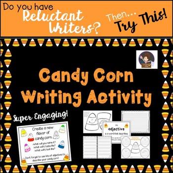 Candy Corn Creative Writing
