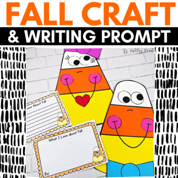 Fall Craft : Candy Corn Cuties