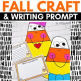 Fall Craft : Candy Corn Cuties