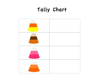 Candy Corn Data Collection Activity